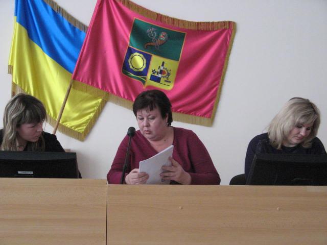 Голова комітету Харківського райвідділу оствіти